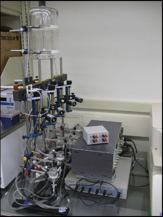 Perfusion set-up